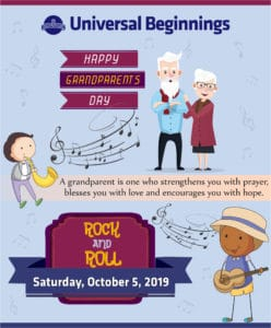 Pre-School – Invite for Grandparents Day