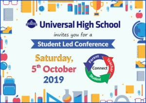 Classes I and II – Student Led Conference